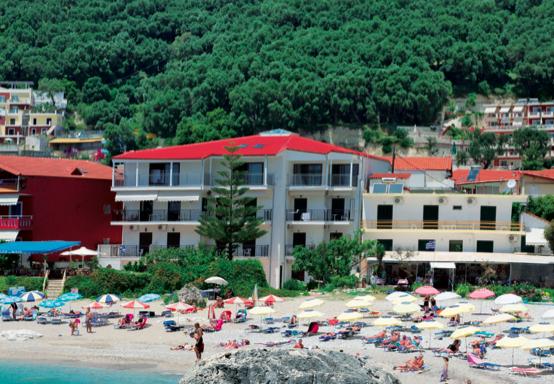 Hotel Angela (Parga / Epiros) - VONI-Touristik