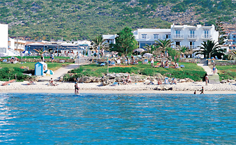 Grecja Kreta Hotel Ariadne Beach