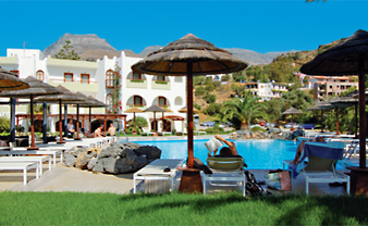 hotel alianthos garden plakias insel kreta voni tours With katzennetz balkon mit kreta hotel alianthos garden