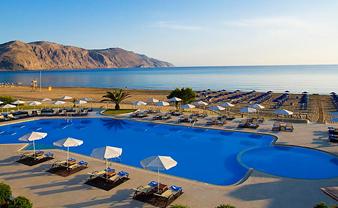 Hotel Amalthia Beach Resort Crete