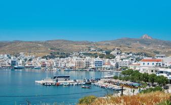 Hotel Tinos Blue (Tinos Stadt / Insel Tinos) - VONI-Touristik