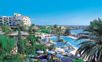 Hotel Coral Beach Resort (Coral Bay bei Paphos) - VONI-Touristik